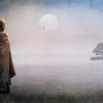 full moon meditation di Alice Popkorn