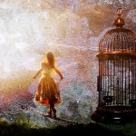 free liberate your heart from the cage of fear di Alice Popkorn