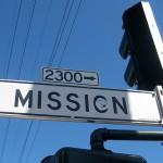 San Francisco - Mission District: Mission Street di Wally Gobetz