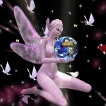 Earth di Lillou Merlin