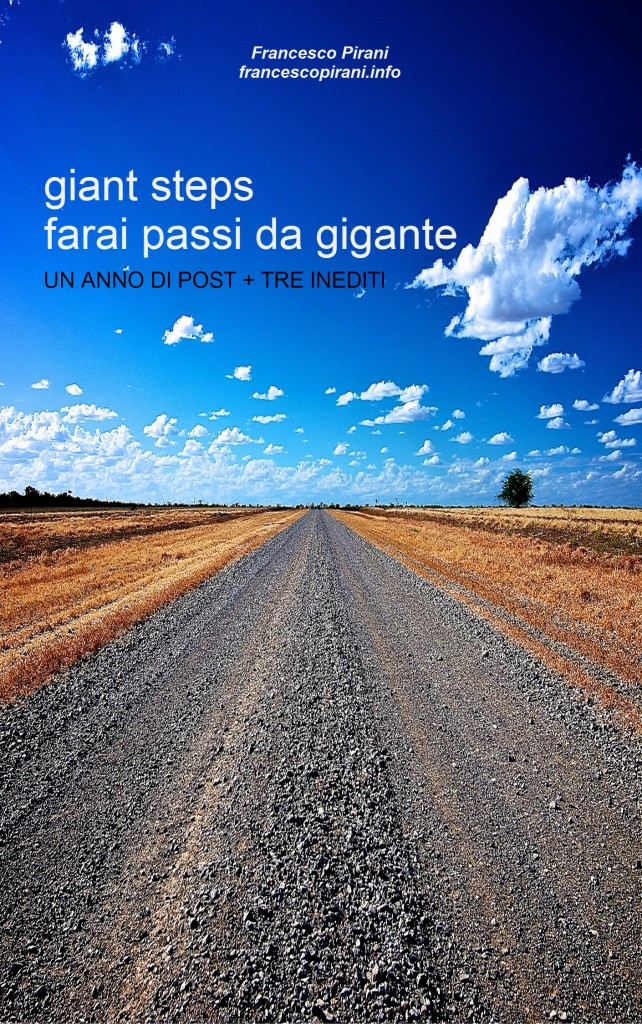 giant steps farai passi da gigente ebook cover